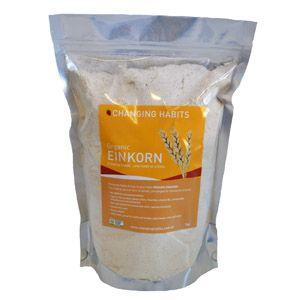 Einkorn ~ancient wheat