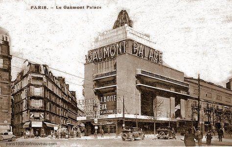L'Hippodrome - Le Gaumont Palace