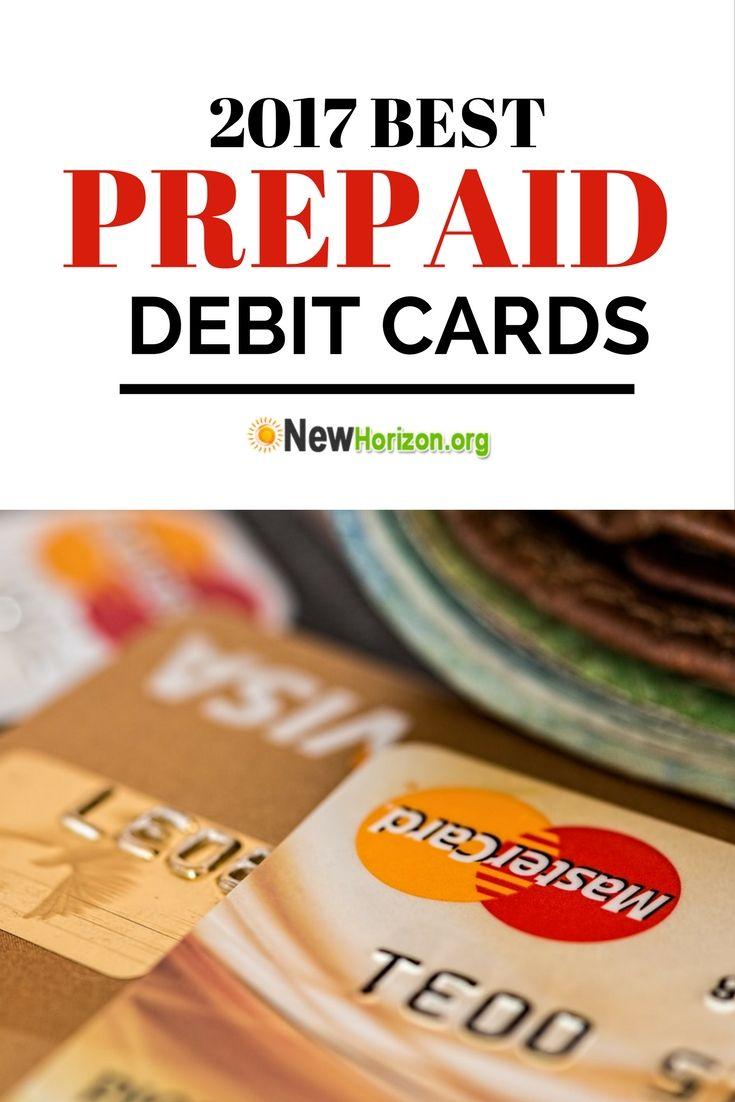 2017 Best Prepaid Debit Cards