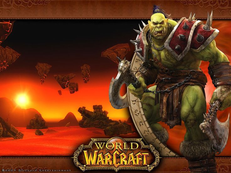 World Of Warcraft - mmorpg