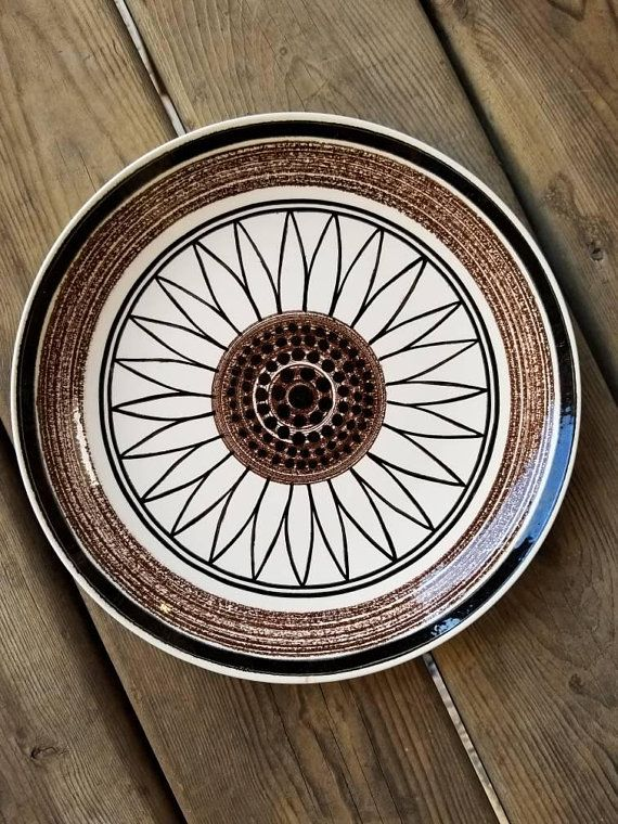 Cavalier Ironstone 10 inch dinner plate Casa Del Sol from