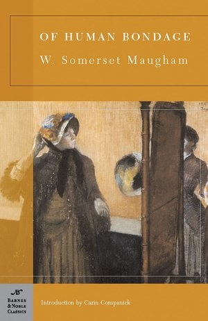 an analysis of the novel of human bondage by w somerset maugham Autobiographical novel of human bondage although  main character in maugham's best selling novel  of w somerset maugham spiritual guides.