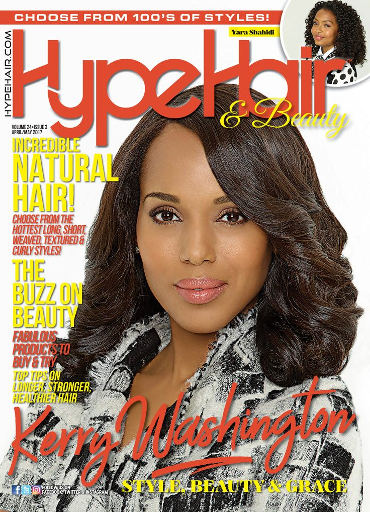 Take a Look at These Awesome Hype Hair Magazine Hairstyles ...