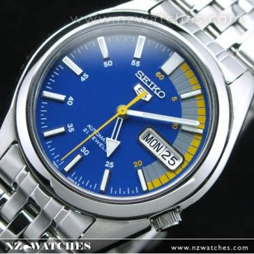SEIKO 5 Automatic Watch See-thru Back SNK371K1