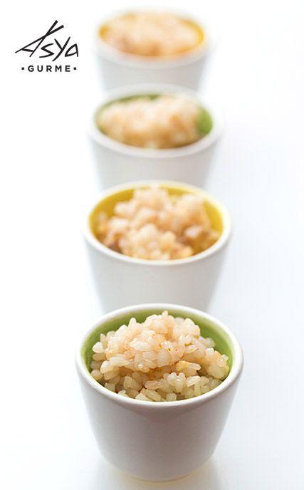 Taze Zencefilli Pilav / Ginger Rice