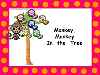This PowerPoint presentation is a great way to get students excited about shared reading early in the kindergarten year!! Students chant the poem