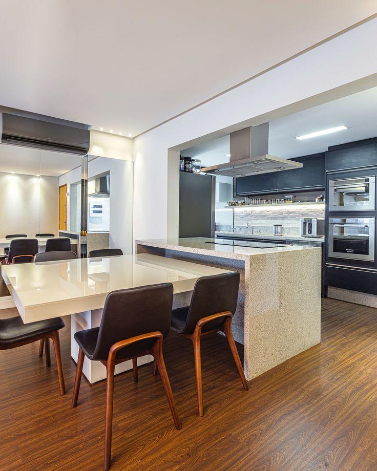 Apartamento Danilo , Arquiteta Mariana Carvalho