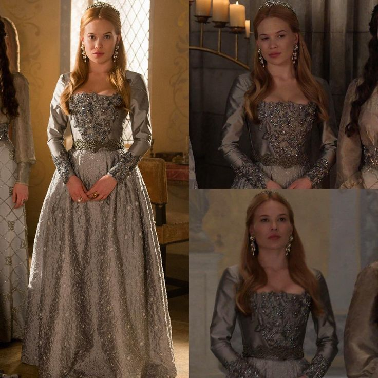 """660 Likes, 20 Comments - A Reign Fan Account❤AgentGreer (@everythingreign) on Instagram: """"Every dress Greer ever worn ™ Season 1, episode 13 """"Consummation"""" Loooove the bridesmaid dress…"""""""