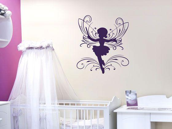 75 besten Wanddeko für Kinderzimmer Bilder auf Pinterest Schick - wandtattoo braune wand