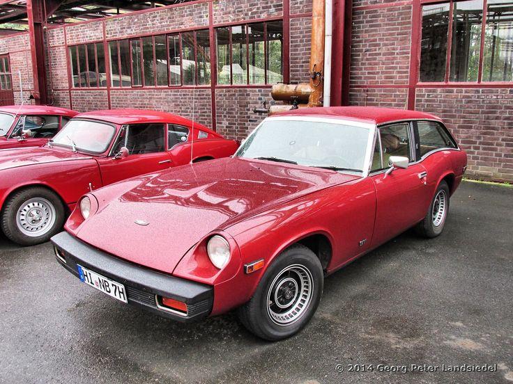 Jensen GT 1975-1976: Estate Supercar | Inopian