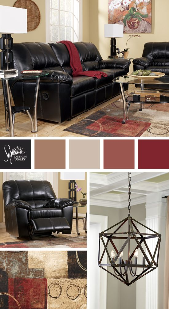 Fort Logan DURABLEND® Dual Reclining Sofa - Ashley Furniture Industries