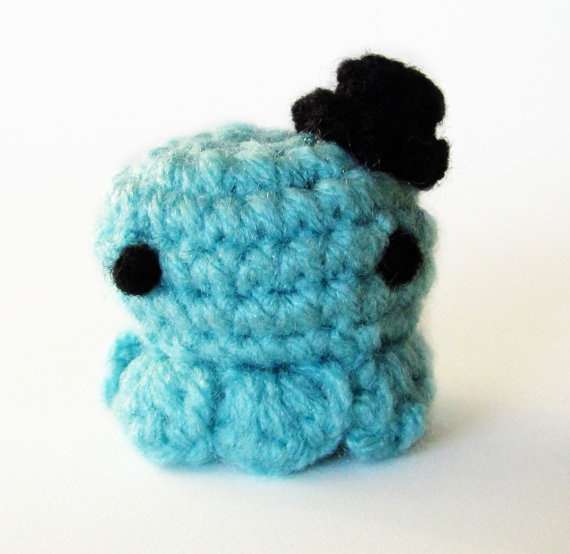 Mini Amigurumi Octopus : 17 Best images about Amigurumi Crochet Ideas on Pinterest ...