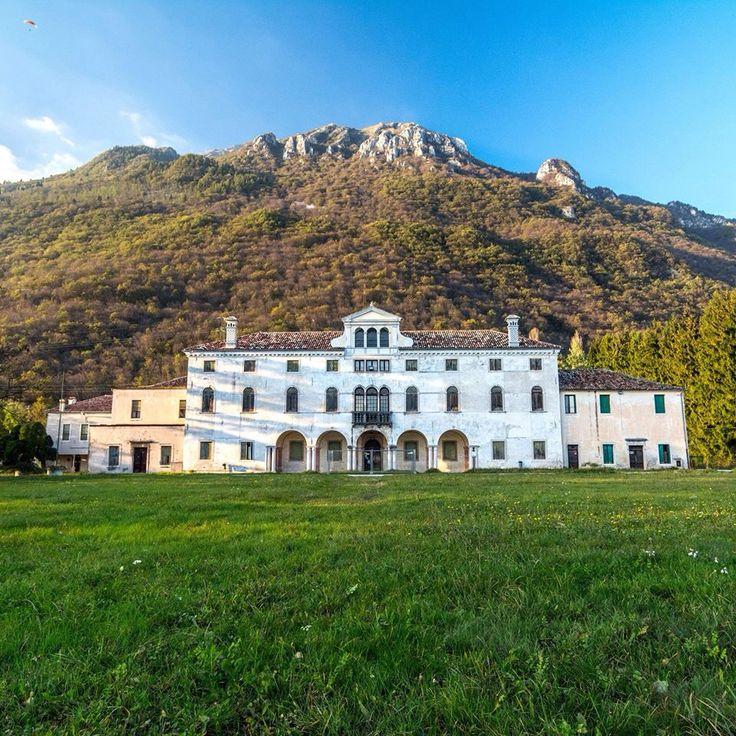 Villa Fulcis Montalban Belluno Dolomiti Veneto Italia