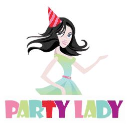 Dotted Partyware available online from PartyLady.co.za delivered throughout South Africa
