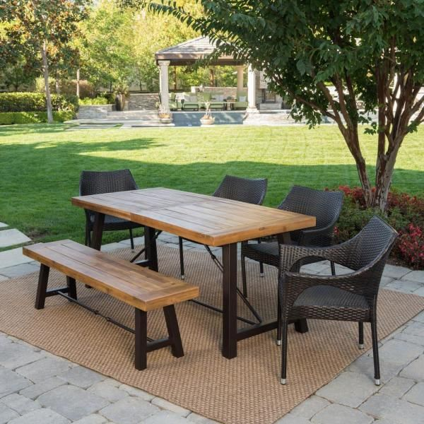 15++ Noble house patio dining set Best Choice