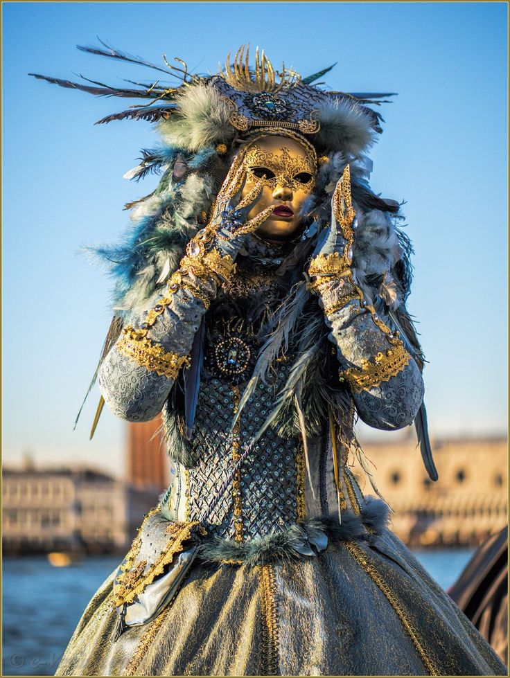 Carnaval Venise 2016 Masques Costumes | page 41