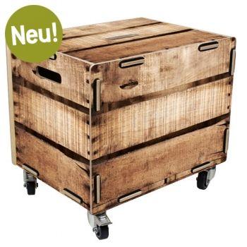 Werkhaus Shop - Rollbox - Weinkiste