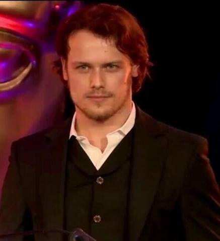 Sam Heughan IS Jamie !