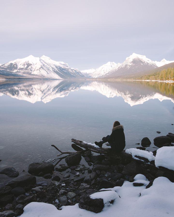 Lake McDonald (Montana) by Alex Strohl / 500px