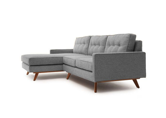 Mid Century Modern Sectional Sofa - Taylor Sectional Sofa