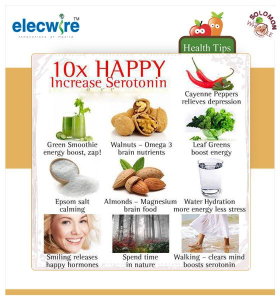 Best Way To Increase Serotonin Naturally