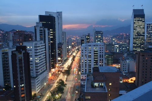 Medellin colombia!