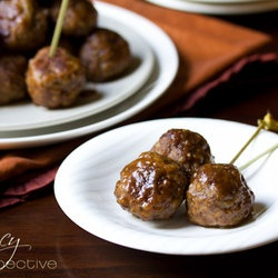 Spiced Apple Swedish Meatballs | Stuff to Stuff | Pinterest