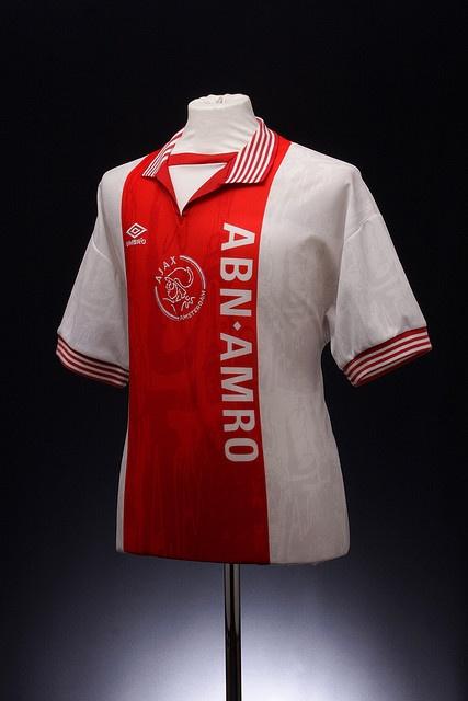 Ajax Football Shirt (1996-97, home)