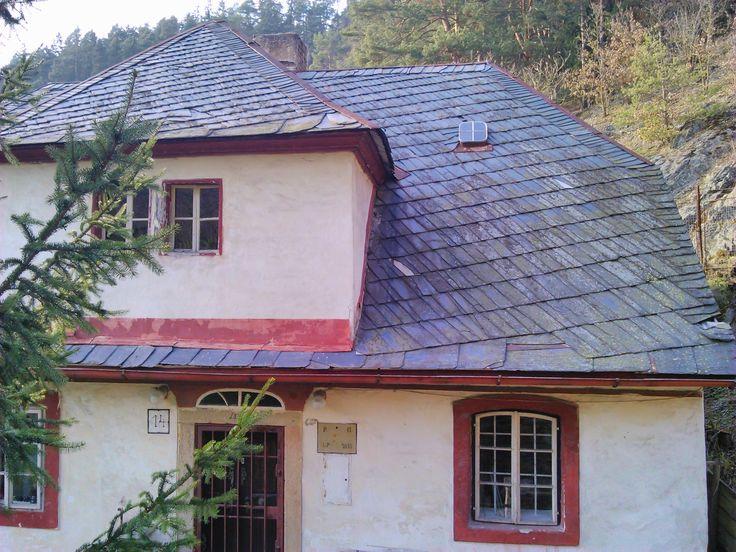 Old house in Rabštejn