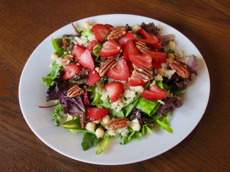 Strawberry Field Salad!