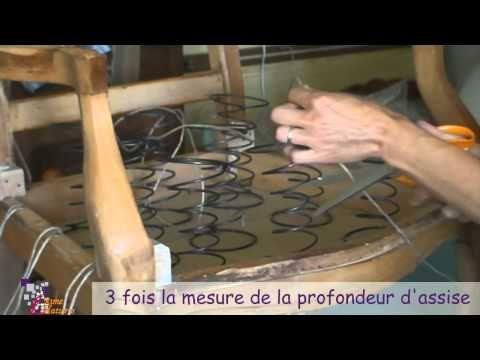 Le site de l'atelier : http://www.larimedesmatieres.com Etape de passage des cordes de maintien Vous trouverez tous les kits, fournitures, outillages et tiss...