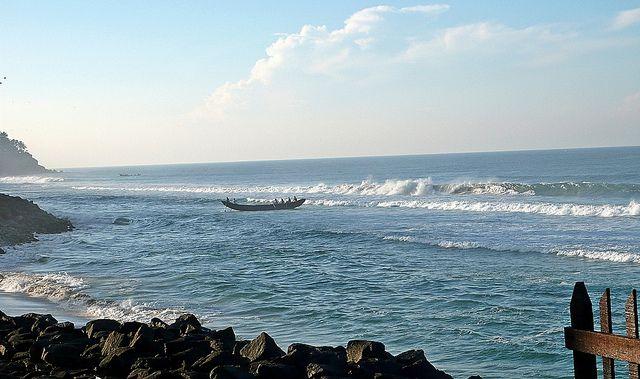 Kovalam in Kerala