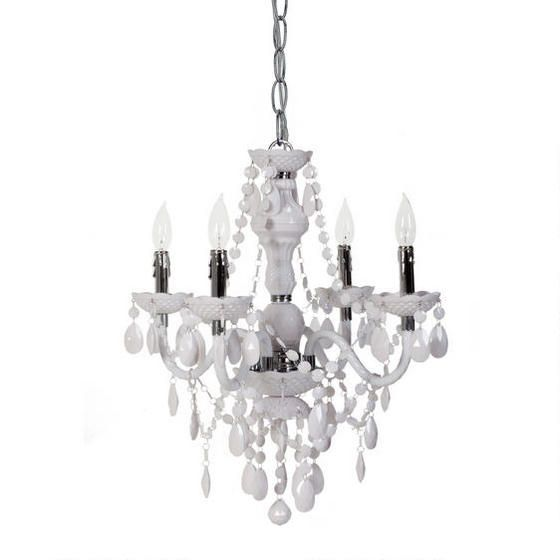 Very beautiful Element Chandelier - White