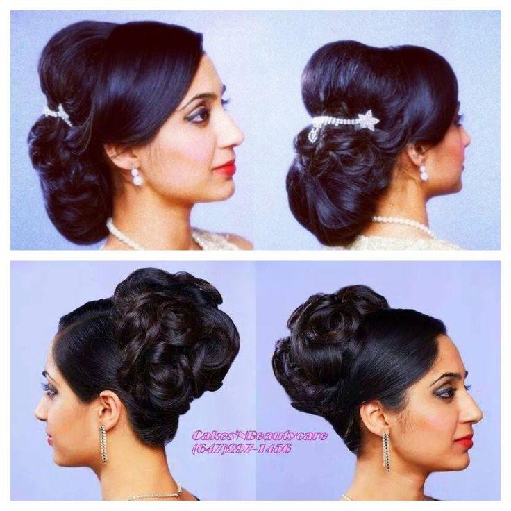 Hair #hairupdo #hairupdos #prom #prommakeupartist #prommakeup #weddingmakeup #bridalmakeup #bridalshower #bridesmaidmakeup #facebookakesnbeautycare #cakesnbeautycare #mississaugamakeupartist #(647)297-1456
