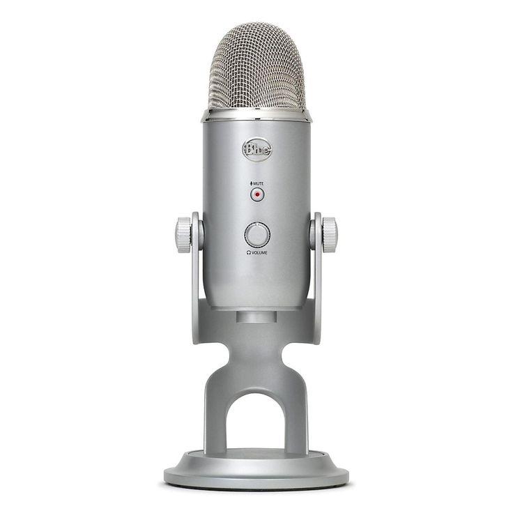 BLUE Yeti USB Microphone