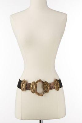 Makena Stretch Belt - Women's Belts, Women's Leather Belts, Southwestern Style Belt | Soft Surroundings