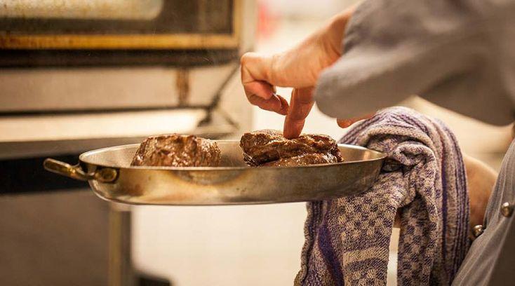 Ein Steak richtig zubereiten