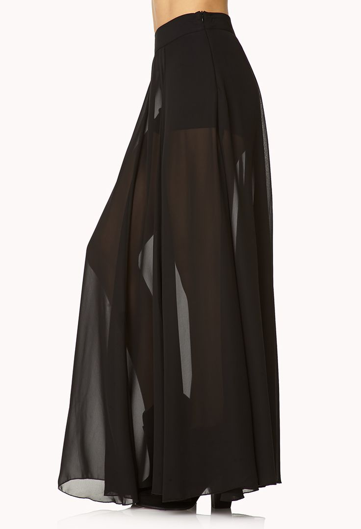 best 25 chiffon maxi skirts ideas on diy maxi