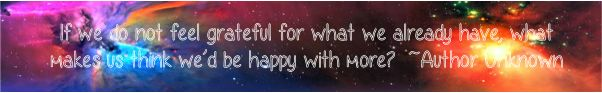 b grateful