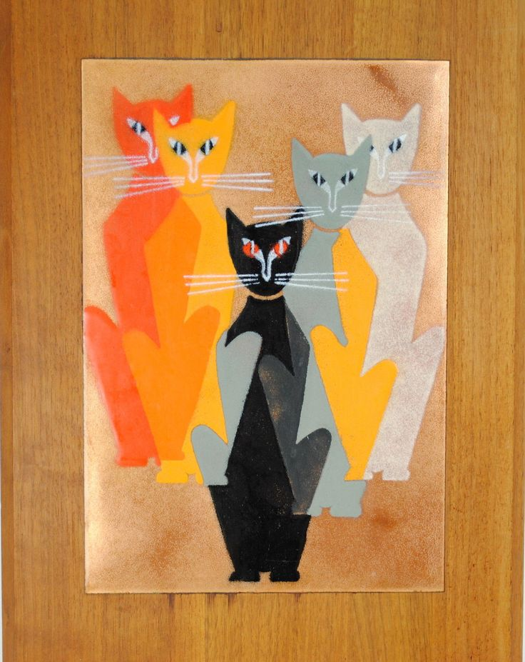 Big Black Cat Folk Tune