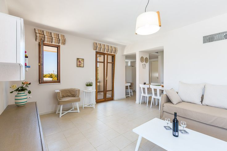 Residence 'Rogdia'- Living room