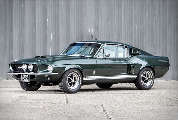 1967 Shelby Mustang Gt500 Follow us - Sexy Sport Cars
