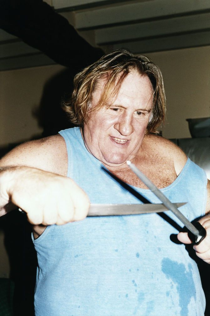 From Depardieu with Love - The New Yorker