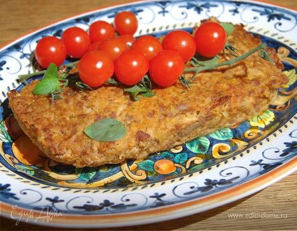 Мясная запеканка с тимьяном и дижонской горчицей от Юлии Высоцкой Мясная запеканка хороша тем, что вкусна и холодной, и горячей. Шалот — лук очень нежный и не заставляет плакать при нарезании, но если вам он кажется экзотикой, то возьмите обычный репчатый. Вынимать готовую запеканку из формы гораздо удобнее за свешивающиеся края фольги. #едимдома #рецепт #готовимдома #кулинария #домашняяеда #юлиявысоцкая #запеканка #мясо #горчица #тимьян #ужин