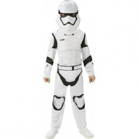 Disfraz de Stormtrooper EP7 de Star Wars infantil.
