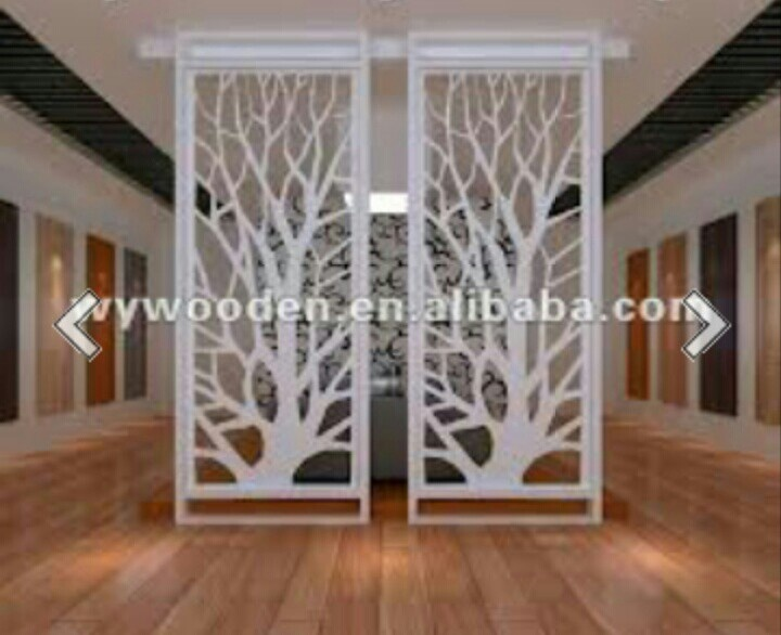 Tree Room Divider I Would Torn Them Into Indoor Water