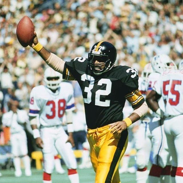 Elegant On This Day In We Selected Franco Harris In The First Round Of The 1972 NFL  Draft.