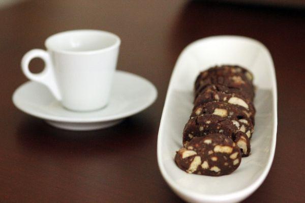 Rezept: Russische Schokoladenwurst