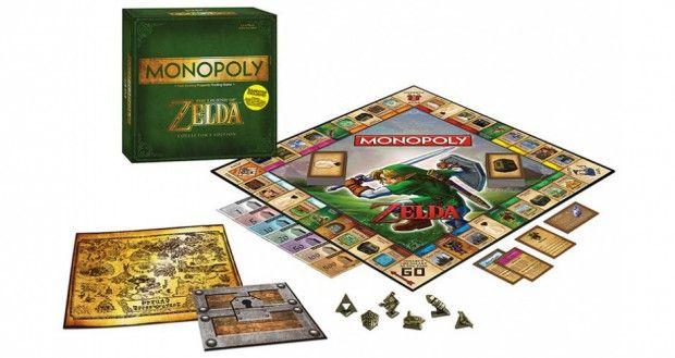 L'édition collector française de Monopoly Zelda de nouveau en stock - Actualités - jeuxvideo.com