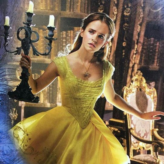 Emma Watson - Beauty and the Beast